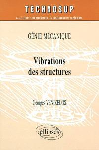 Génie mécanique : vibrations des structures