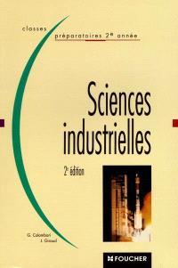 Sciences industrielles : classes préparatoires 2e année