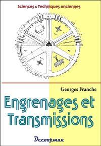 Engrenages et transmissions