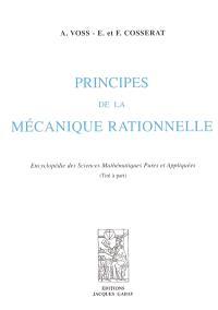 Principes de la mécanique rationnelle
