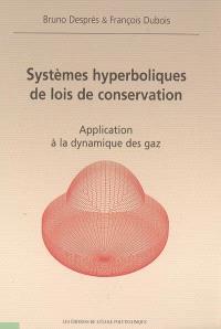 Systèmes hyperboliques de lois de conservation : application à la dynamique des gaz