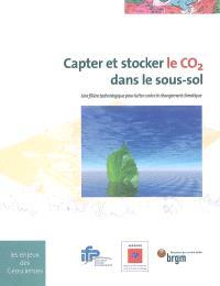 Capter et stocker le CO2 dans le sous-sol : une filière technologique pour lutter contre le changement climatique