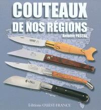 Couteaux de nos régions