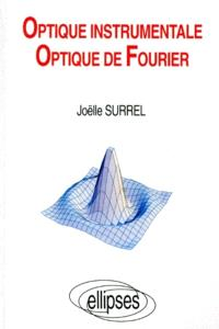 Optique instrumentale, optique de Fourier, éléments