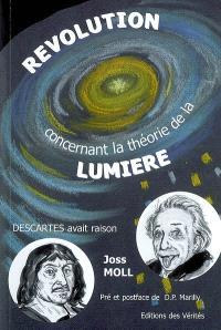 Révolution concernant la théorie de la lumière : Descartes avait raison