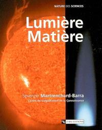 Lumière, matière