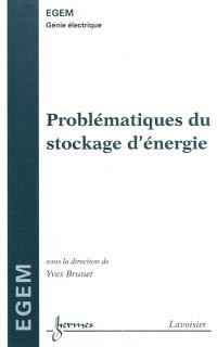 Problématiques du stockage d'énergie