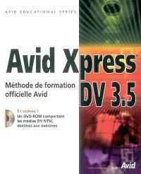 AvidXpress DV 3.5