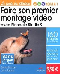 Faire son premier montage vidéo avec Pinnacle Studio 9