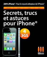 Secrets, trucs et astuces Iphone 3gs-4