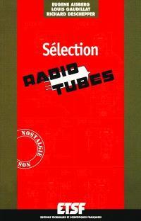 Sélection radio tubes