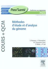 Méthodes d'étude et d'analyse du génome : PAES
