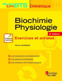 Biochimie, physiologie : exercices et annales