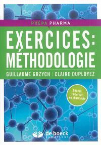 Exercices : méthodologie