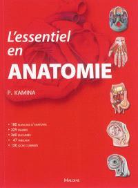 L'essentiel en anatomie