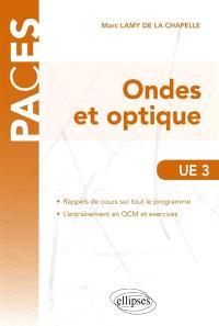 Ondes et optique, UE3