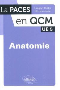 Anatomie : UE5