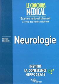Neurologie : examen national classant, 2e cycle des études médicales