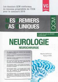 Neurologie : neurochirurgie : à partir du cycle de DFASM1 de 2013-2014