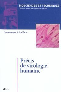 Précis de virologie humaine