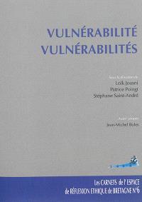 Vulnérabilité, vulnérabilités