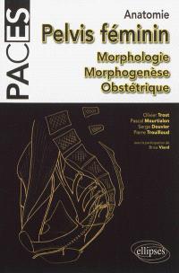 Anatomie du pelvis féminin : morphologie morphogenèse obstétrique