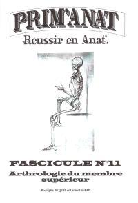 Arthrologie du membre supérieur