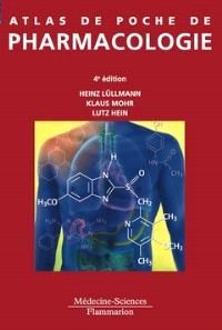 Atlas de poche de pharmacologie