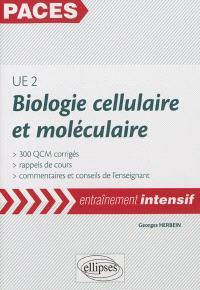 Biologie cellulaire et moléculaire, UE 2
