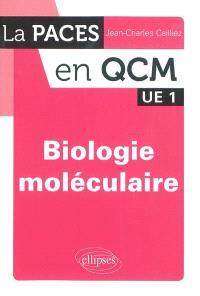 Biologie moléculaire : UE 1