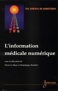 Cahiers du numérique (Les). n° 2 (2001), L'information médicale numérique