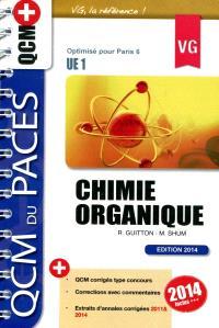 Chimie organique UE1 2014 : optimisé pour Paris 6
