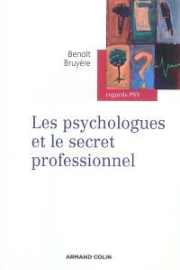 Les psychologues et le secret professionnel