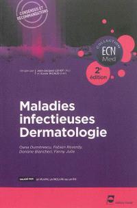 Maladies infectieuses, dermatologie