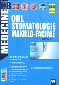 ORL, stomatologie, maxillo-faciale