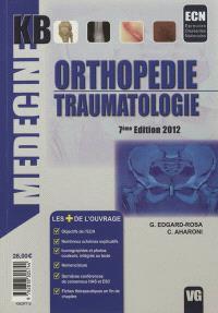 Orthopédie, traumatologie : ECN, épreuves classantes nationales