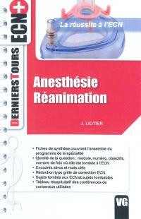 Anesthésie réanimation : la réussite à l'ECN