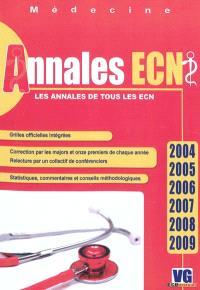 Annales ECN : grilles officielles intégrées, correction par les majors et onze premiers de chaque année, relecture par un collectif de conférenciers, statistiques, commentaires et conseils méthodologiques