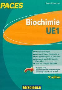 Biochimie-UE1 PACES : 1re année santé