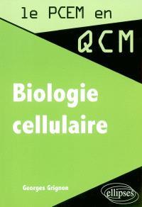 Biologie cellulaire