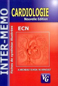 Cardiologie vasculaire : ECN, fiches de synthèse illustrées