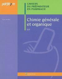 Chimie générale et organique : BP
