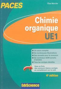 Chimie organique, UE1 PACES