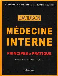 Davidson, médecine interne : principes et pratique