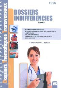 Dossiers indifférenciés : ECN. Volume 1