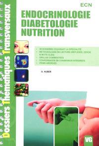 Endocrinologie, diabétologie, nutrition : ECN