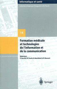 Formation médicale et technologies de l'information et de la communication