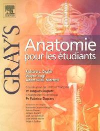 Gray's anatomie pour étudiants