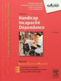 Handicap, incapacité, dépendance : module 4 : réussir les épreuves classantes nationales