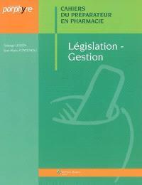 Législation-gestion